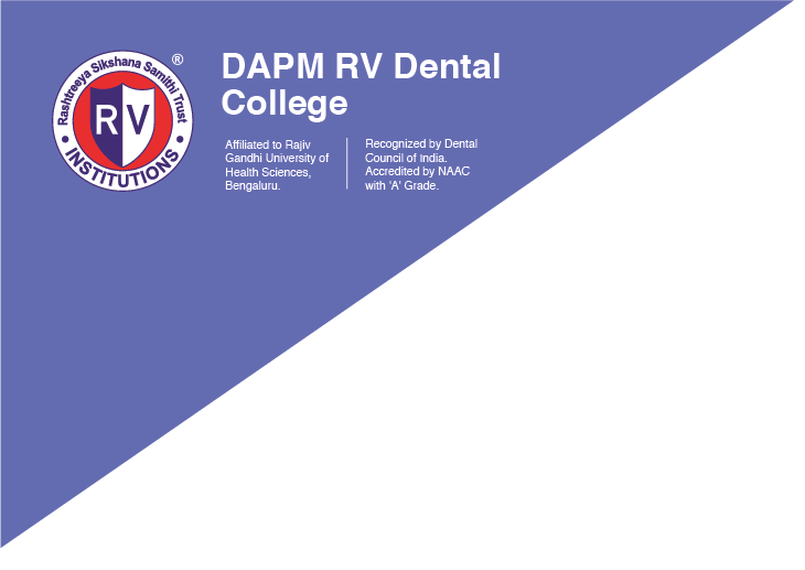 DAPM RV Dental College